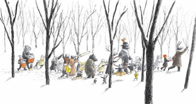 the-tea-party-in-the-woods-illustration2-akiko-miyakoshi
